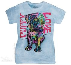 Puppy Luv Classic Ladies Tee