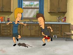 Beavis and Butthead to return