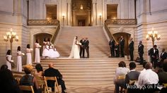 RACHAEL & CHRIS — SAN FRANCISCO WEDDING AT CITY HALL AND WESTIN ST. FRANCIS, PREVIEW VIDEO BY WEDDINGS ON FILM