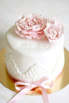 Google Afbeeldingen resultaat voor http://www.thesweetestoccasion.com/wp-content/uploads/2011/03/pink-birthday-cake-flowers-300x448.jpg