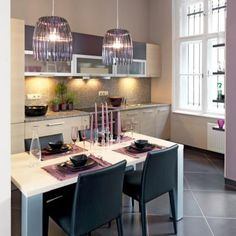 Kitchen in renovated flat