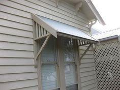 Horizontal Slat Awning Aluminum Window Awnings Canopy Bedroom Metal Awning