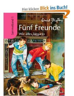 Fünf Freunde,  Enid Blyton: