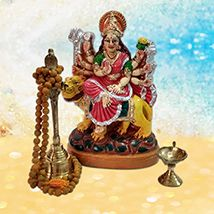 Auspicious Navratri Gift Combo Durga Puja, Gifts, India, Presents, Rajasthan India,