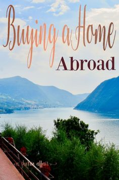 Buying a Home in Italy and Other Home Abroad Stories - Best Travel İdeas Travel Advice, Travel Guides, Travel Tips, Travel Hacks, Travel Stuff, Amazing Destinations, Travel Destinations, Work Overseas, Moving To Italy