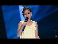 Elina Sings Part Of Your World   The Voice Kids Australia 2014 - YouTube