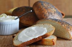 Irish Country Bread By Andrew Zimmern This recipe for yeasty, springy, light, sweet bread with a crisp brown mantle of a crust… Bread Recipes, Cooking Recipes, Andrew Zimmern, Country Bread, Food & Wine Magazine, Irish Recipes, Irish Meals, Food Names, Soda Bread