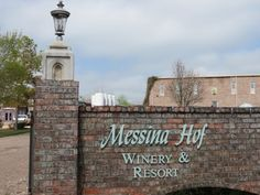 Messina Hof Winery in Bryan, TX