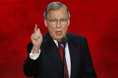 McConnell Slams Dems for Boycotting Hearings: Get Over It, You Lost