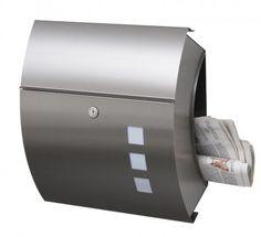 Professional Security Mailbox E Mail Briefkasten Mit 2 Schlüsseln Stainless All