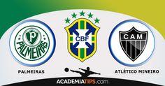 Palmeiras x Atlético: O foco das duas equipes é completamente diferente. O time reserva do Galo é fraco e o Palmeiras precisa da vitória. Por isso, não vejo...  http://academiadetips.com/equipa/palmeiras-x-atletico-mg-brasileirao/
