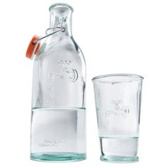Une carafe en verre 100% recyclé ! C'est possible #GlassIsLife #BetterInGlass