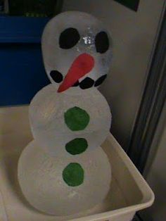 The Life Cycle of a Snowman Instructions and Recording Sheet - Google Drive