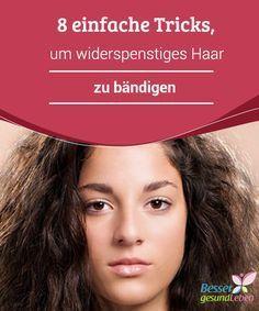 8 einfache #Tricks, um widerspenstiges Haar zu bändigen Egal, aus welchem Grund dein Haar widerspenstig und #kraus ist: du möchtest es gerne bändigen! Krauses Haar ist immer trockener als #glattes #Haar und erscheint daher immer glanzloser, stumpfer und ungepflegter als glatte Haare. Krauses Haar lässt sich schwer frisieren, widerspricht jedem Haarstylingprodukt, springt aus #Haarspangen und hat auch sonst seinen ganz eigenen Willen.