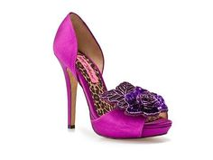 Betsey Johnson Iris Pump. Not sure if I would ever actually wear these but they sure are pretty!