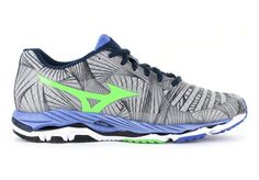 MIZUNO Mens Wave Paradox Alloy Blue | Mizuno Shoes | The Athletes Foot