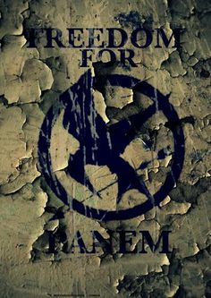 Freedom for Panem, These are so amazing I wish I was talented aw