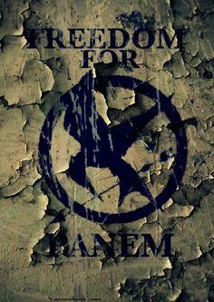 Freedom for Panem