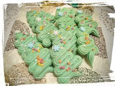 Sapins meringues - Pâtisser Malin
