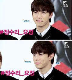 VIXX - Hongbin | Dimples!! xD
