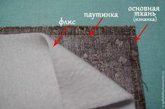 чехол из ткани