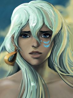 kida .atlantis .  by *sanctitas8  Fan Art / Cartoons & Comics / Digital / Movies & TV