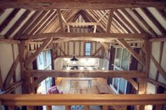 HCC | Colin Godmans Barn, Furner's Green, East Sussex Converted Barn, East Sussex, Cottages, Cabin, House Styles, Holiday, Green, Home Decor, Cabins