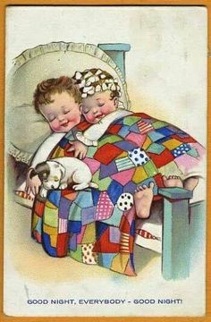 Image result for goodnight messages to friends from sleepy kids