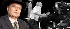 """WWE Hall of Famer Jim Ross published a new blog entry on JrsBarBq.com. Here are some highlights: Sting vs. Triple H at WrestleMania 31: """"If Sting wrestles HHH at WM31 I think that they would have an excellent match that…"""