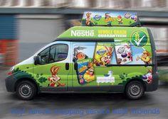full vinyl van wrap for effective business promotion