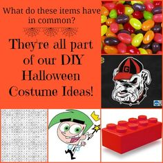Halloween Costumes For The Thrifty