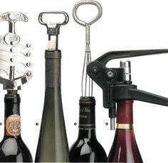 Штопор для вина - дизайн и форма, такие разные