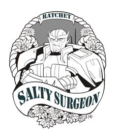 Ratchet the Salty Surgeon Transformers Prime, Optimus Prime, Transformers Drawing, Transformers Characters, Transformer Tattoo, I Robot, Kawaii, Wattpad, Ratchet