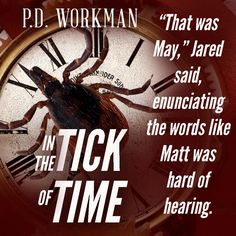 """That was May,"" Jared said, enunciating the words like Matt was hard of hearing. ""It's the end of June now."" ""Right."" Matt looked at his desk calendar. ""It's June."" He ventured a smile. ""Just testing you.""   Teaser Tuesday Double-Header! Two excerpts #suspense #teasertuesday #amreading https://wp.me/p3Nz8P-G8"