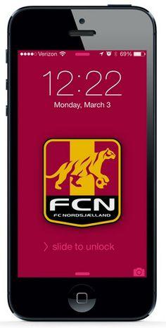 Free iPhone Wallpaper Download #soccer #nordsjaelland