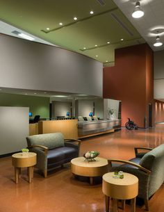 Blanchard Hall Outpatient Center: Roosevelt Warm Springs Institute for Rehabilitation | Stanley Beaman & Sears | Slide show | Architectural Record