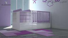 Descubre la espectacular transformación de nuestras cunas convertibles en habitaciones de diseño para niños. ¡Te encantará!