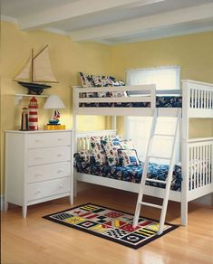 Interesting Bunk Beds Design Ideas For Boys And Girls 22