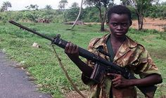 Let's pause for a moment to think about the plight of the world's 300,000 child soldiers  International Day Against the Use of Child Soldiers --- http://ht.ly/hFiL4
