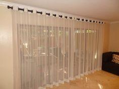 Grommet sheer drapes #windowtreatmentsandhomedecor #mariajaneyefordesignandpashionforfashion