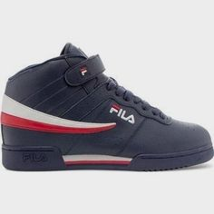 half off c6a87 f8388 Shop for Fila Men s Fila Navy White Fila Red. Get free delivery at  Overstock - Your Online Shoes Outlet Store!