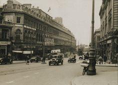 Queens Road 1920s.