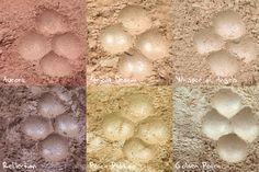 Pigmenty mineralne pochodzą z: www.kolorowka.com