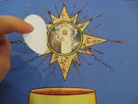 Jesus in the Eucharist ~ Art Project | Catholic Inspired ~ Arts, Crafts, and Activities!