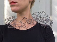Steel + Steel - Jera Rose PetalLodge  Modern Metalsmith   Contemporary Jewellery Artist