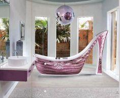 Banheiras Modernas!!! Ótimas Inspirações!