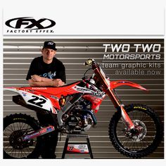 Chad Reed- Two Two Motorsport