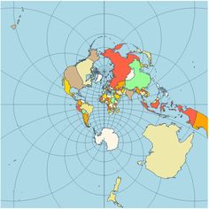 104 Best map projections images in 2019