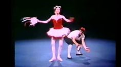Tarantella (Balanchine): Patricia McBride & Edward Villela (colour version)