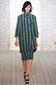 Marni Fall 2011 Ready-to-Wear Collection - Vogue